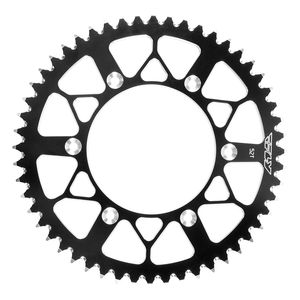 Fly Racing Dirt Aluminum Rear Sprocket Kawasaki 80cc-100cc 1986-2017