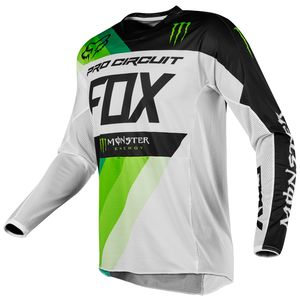 Fox Racing 360 Monster / Pro Circuit Draftr Jersey