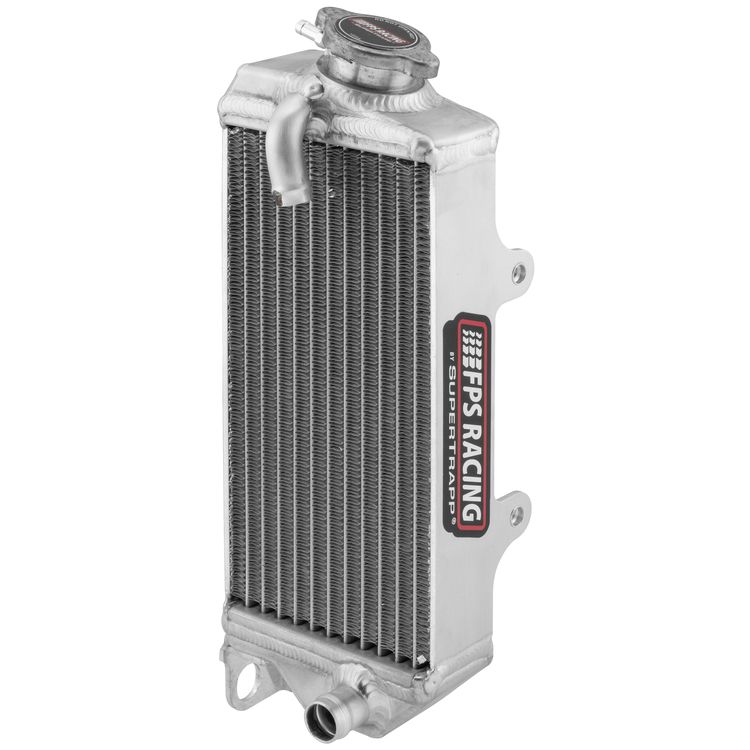 FPS Racing Radiator Kawasaki KX80 / KX85 / KX100 1998-2013