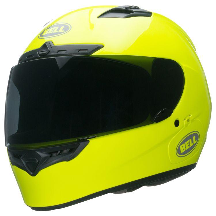 7b4fa89e Bell Qualifier DLX Hi-Vis Helmet (XL) | 20% ($49.96) Off! - RevZilla
