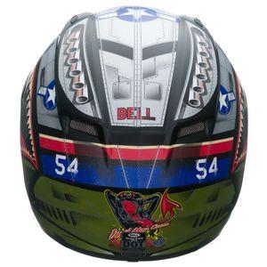 Deep Red Aanbieding.Bell Qualifier Dlx Isle Of Man Helmet 40 99 98 Off Revzilla