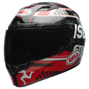 Bell Qualifier DLX Isle of Man Helmet