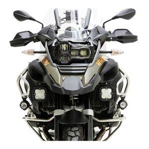Led Lights For Motorcycle >> Denali D2 Led Driving Light Kit 10 38 01 Off Revzilla