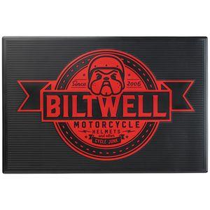 Biltwell Bulldog Floor Mat