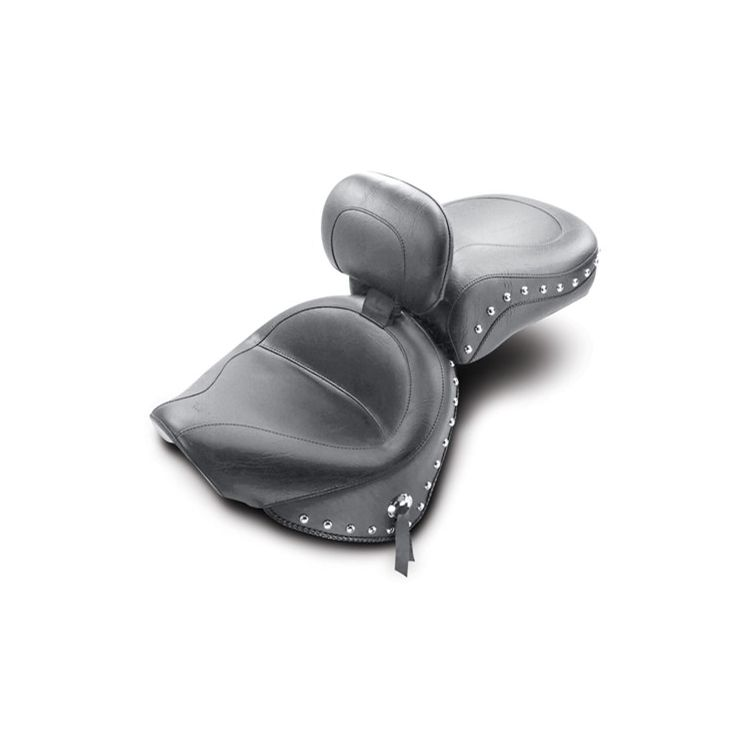 Studded With Driver Backrest