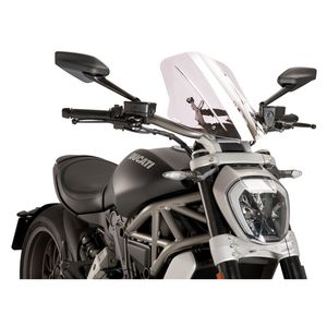 Puig Touring Naked New Generation Windscreen Ducati XDiavel 2016-2020
