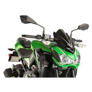 Puig Naked New Generation Windscreen Kawasaki Z900 2017-2018