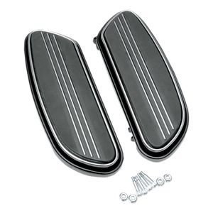 Drag Specialties Sweeper Floorboards For Harley 1984-2019