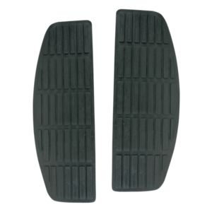 Drag Specialties Floorboard Replacement Rubber Pads For Harley 1966-1990