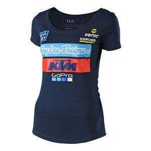 Troy Lee KTM Team Women's T-Shirt