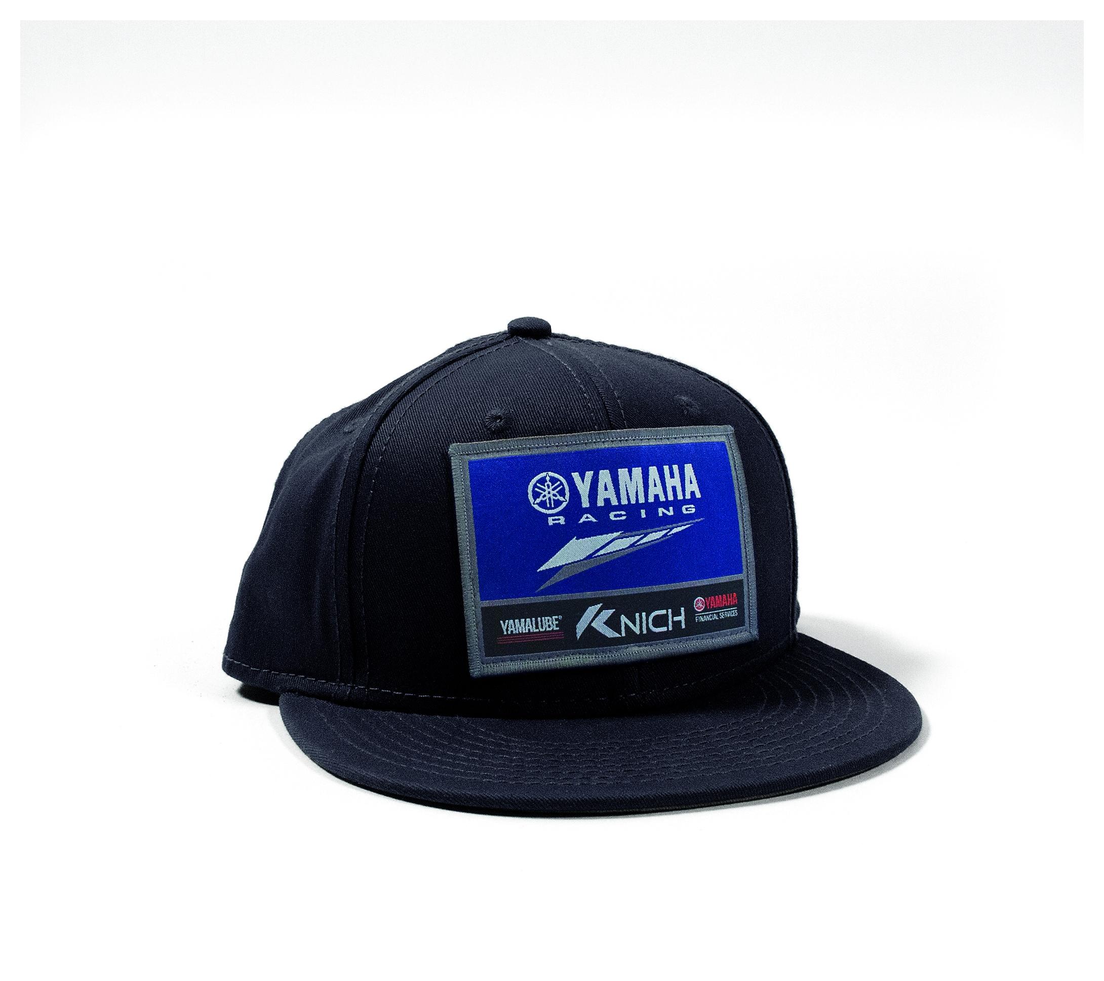 c48f778b5e3 Factory Effex Yamaha Team Snapback Hat