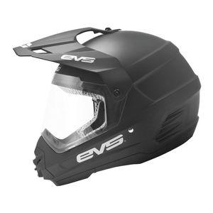 EVS T5 Dual Sport Venture Helmet - Solid