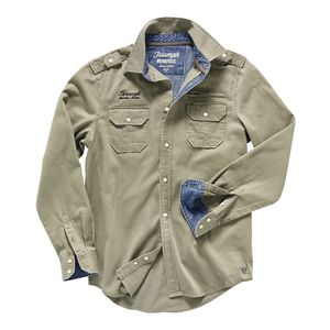 Triumph Toby Heavy Work Shirt