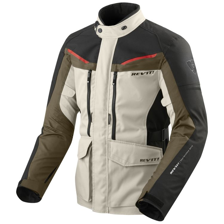 REVIT Safari 3 Motorcycle Jacket
