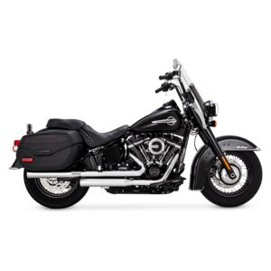 "Vance & Hines 3"" Eliminator Slip-On Mufflers For Harley Softail"
