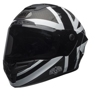 Bell Race Star Ace Cafe Blackjack Helmet