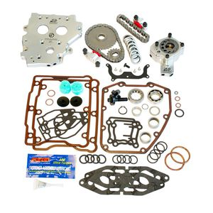 Feuling OE+ Hydraulic Cam Chain Tensioner Conversion Kit For Harley 2001-2006