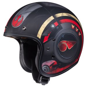 HJC IS-5 Poe Dameron Helmet