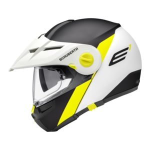 Schuberth E1 Gravity Helmet (XS and SM)
