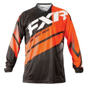FXR Mission MX Jersey