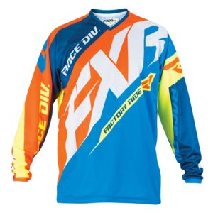 FXR Youth Clutch Prime MX Jersey