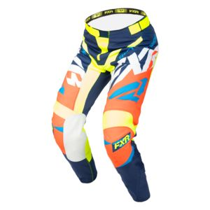 FXR Youth Clutch Prime MX Pants