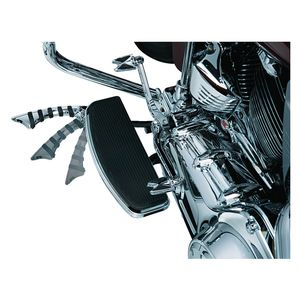 Kuryakyn Traditional Floorboard Flip-Blade Highway Pegs For Harley 1984-2018
