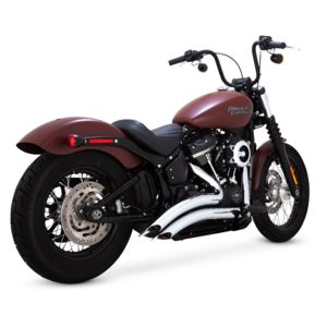 Vance & Hines Big Radius Exhaust For Harley Softail 2018-2019