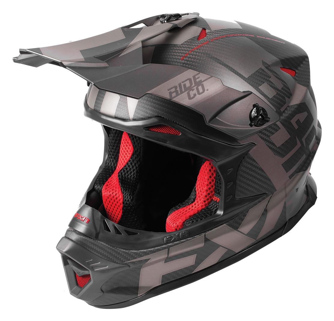 Fxr Blade Carbon Race Div Mx Helmet Revzilla