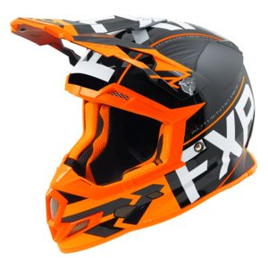 FXR Boost Clutch MX Helmet