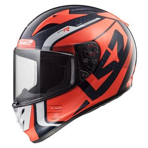 LS2 Arrow Carbon Sting Helmet