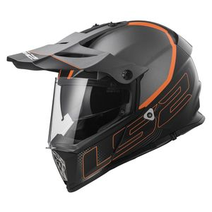 LS2 Pioneer V2 Element Helmet