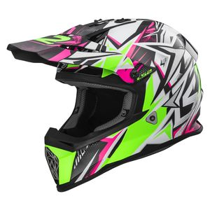 LS2 Youth Fast Mini V2 Strong Helmet