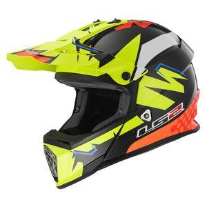 LS2 Youth Fast Mini V2 Explosive Helmet