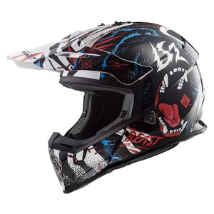 LS2 Youth Fast Mini V2 Beast Helmet