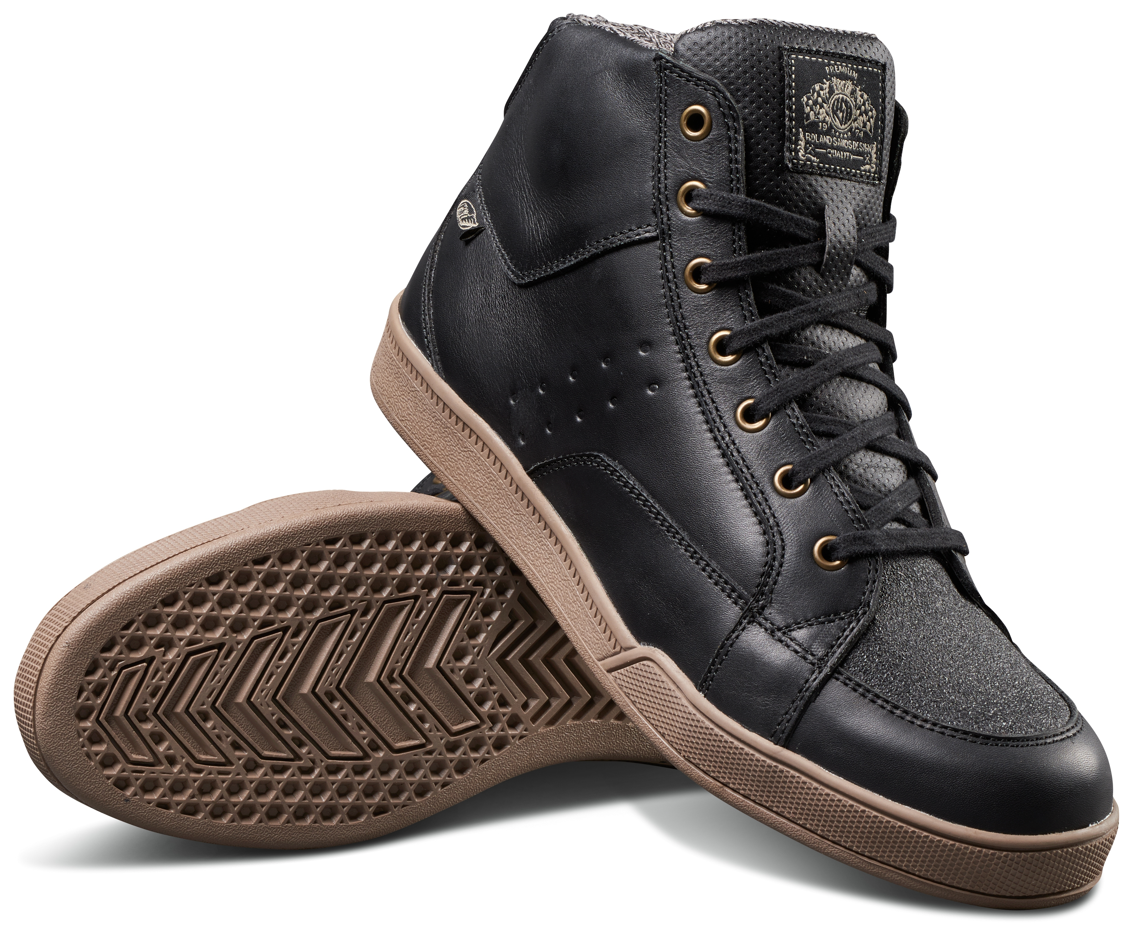 Roland Sands Fresno Shoes - RevZilla