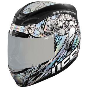 Icon Airmada Mechanica Helmet