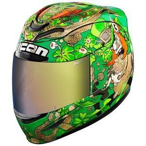 Icon Airmada Lepricon Helmet