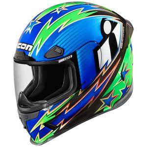 Icon Airframe Pro Warbird Helmet