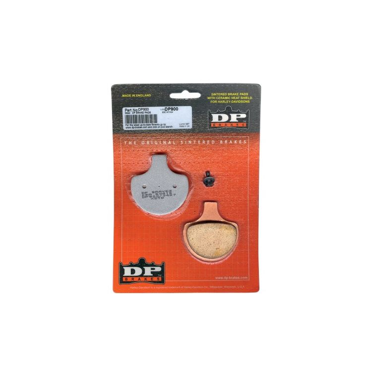 DP Brakes Sintered Front Brake Pads For Harley Big Twin / Sportster 1984-2011 [Open Box]
