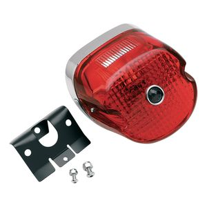 Drag Specialties Laydown Taillight Assembly For Harley