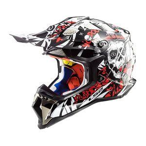 LS2 Subverter Voodoo Helmet