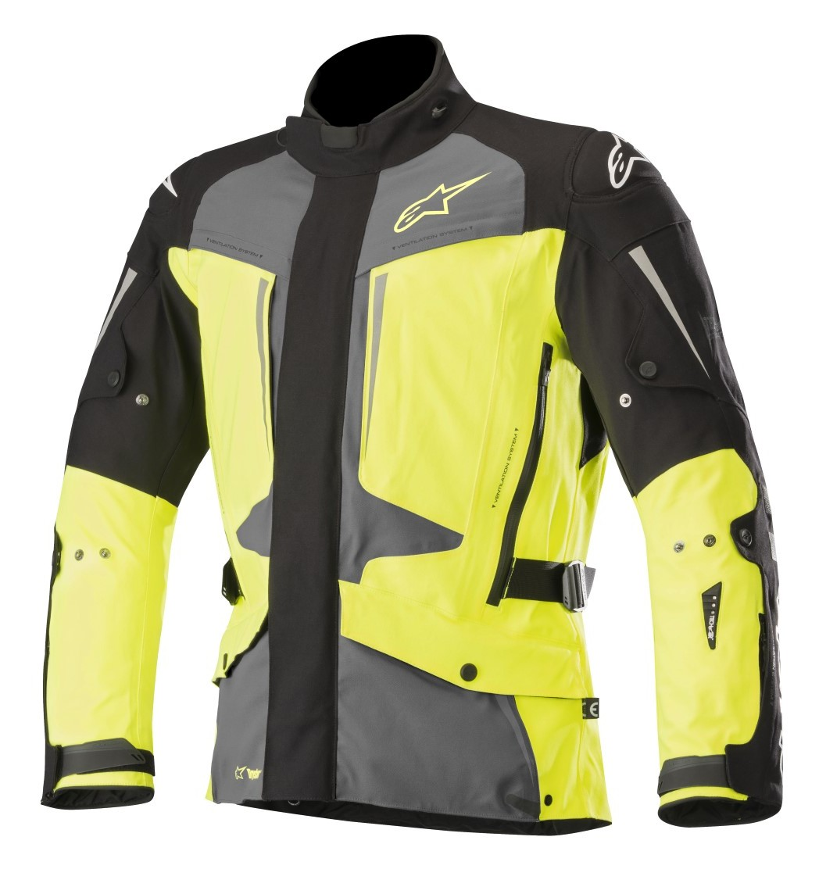 Alpinestars Yaguara Jacket For Tech Air Street Revzilla Tad Inner Polar Safety