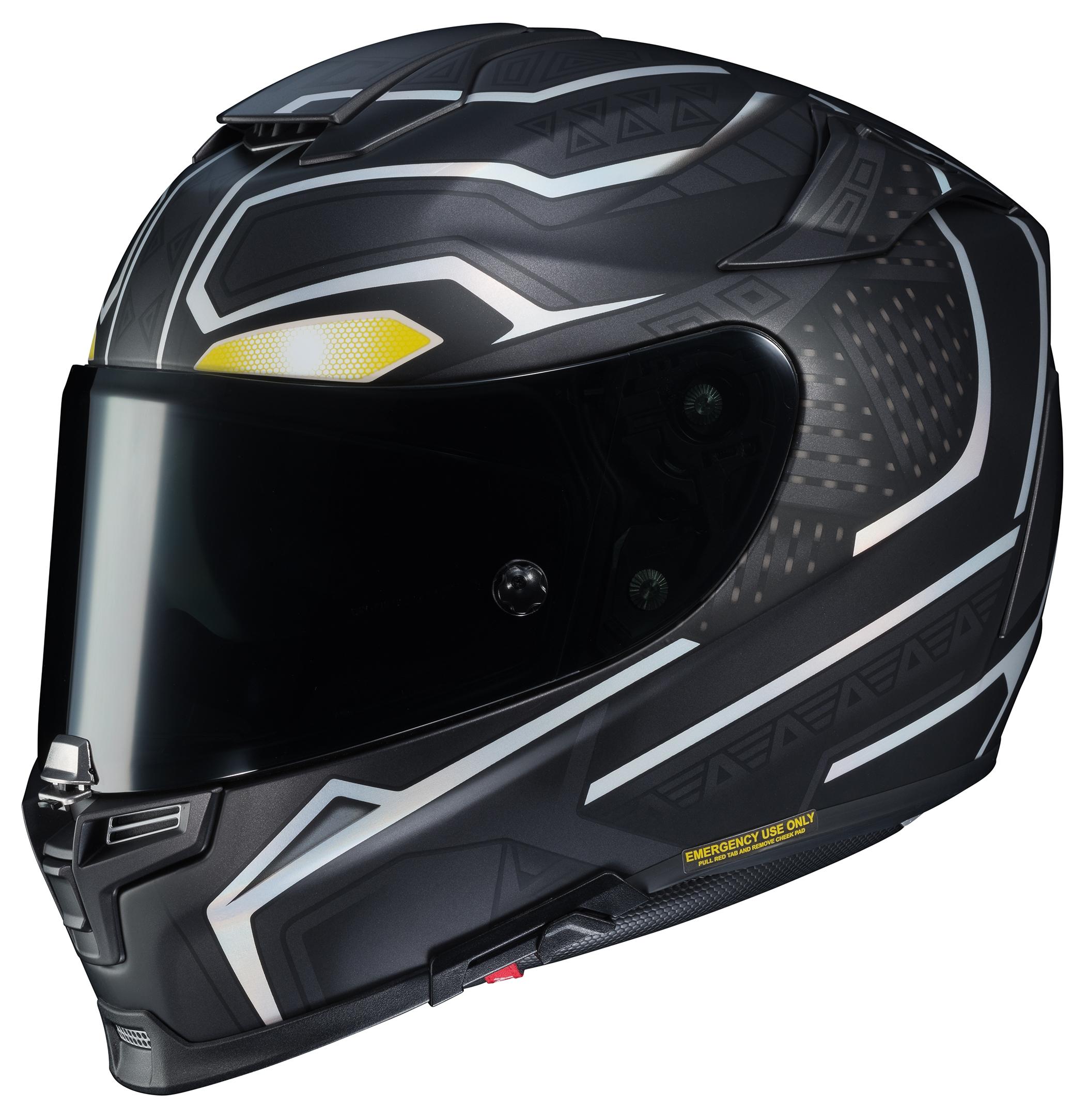 3a66ba8f HJC RPHA 70 ST Black Panther Helmet | 20% ($122.00) Off! - RevZilla