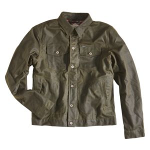 Rokker Waxed Cotton Jacket