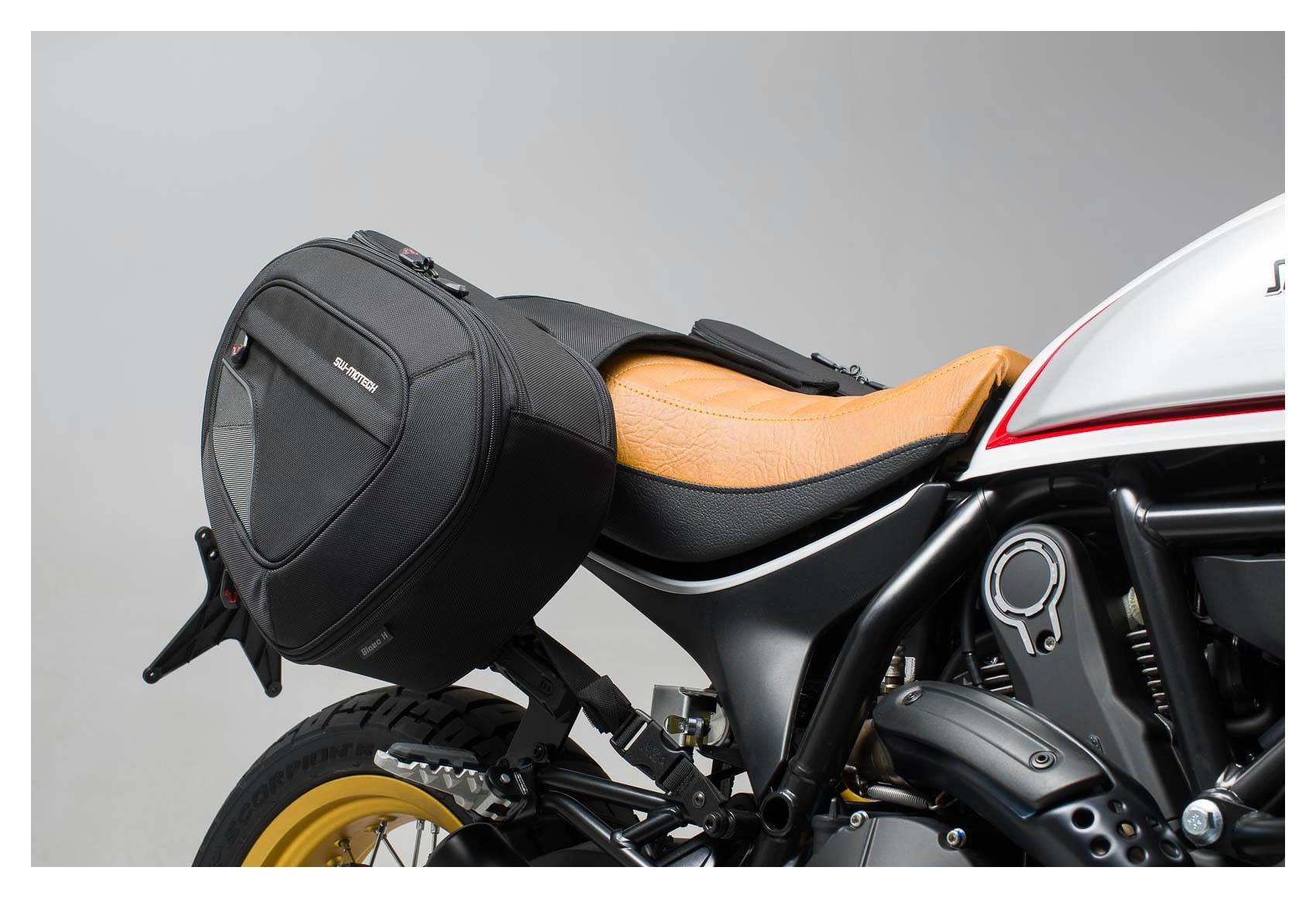 Sw Motech Blaze Saddlebag System Ducati Scrambler Desert Sled 2017 848 Evo Fuse Box 2018 15 6793 Off Revzilla