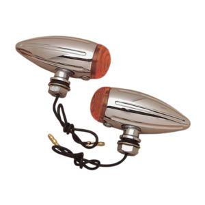 Drag Specialties LED Bullet Marker Lights