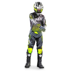 Shot Race Gear Aerolite Vented Pants