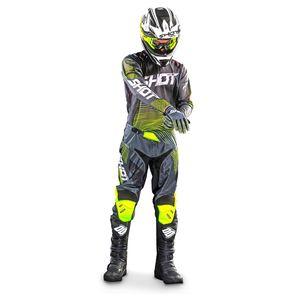 Shot Race Gear Skin Eco Gloves