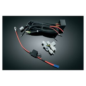 Kuryakyn Plug And Play Trailer Wiring / Relay Harness For Honda GoldWing 2001-2010